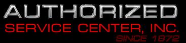Authorized Service Center